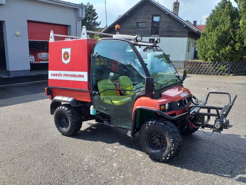Traktor GATOR
